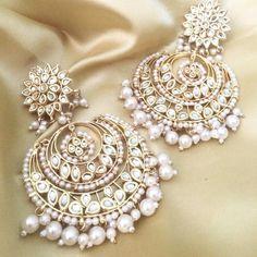 Specially Designed Stunning Earrings Specially Designed Stunning Earrings & Buy Online Earrings & Elegant Fashion Wear The post Specially Designed Stunning Earrings appeared first on Lynne Seawell& World. Indian Jewelry Earrings, Jewelry Design Earrings, Indian Wedding Jewelry, Opal Jewelry, Cute Jewelry, Boho Jewelry, Bridal Jewelry, Silver Jewelry, Luxury Jewelry