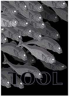What this site needs is a stinkfist of Tool tour posters - Amphigories with Louie Bodies Rock Posters, Band Posters, Music Posters, Tool Poster, Gig Poster, Tool Artwork, Rock Y Metal, Metal Pins, Tool Music