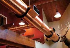 Rutland Gutter Supply & Architectural Copper Blog: Improved Air Quality with Copper Ducting