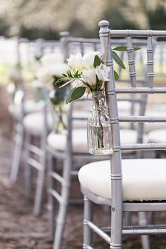 Lush Rustic Outdoor Wedding from K and K Photography