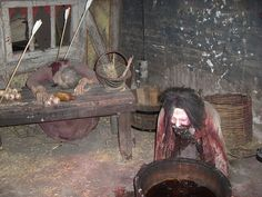 Inside The London Dungeon by the-dungeons, via Flickr