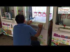 "2016 Peru Customer Check And Buy 1*40FT"" Mini Key Master Game Machine"