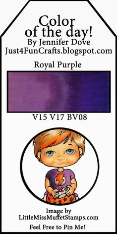 Copic Color of the Day Royal Purple Copic Marker Art, Copic Pens, Copic Art, Copic Sketch, Sketch Markers, Copics, Tombow Markers, Prismacolor, Coloring Tips