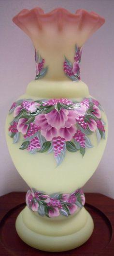 615 Best Fenton Art Glass Images On Pinterest Fenton Glassware