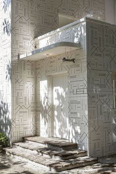 pattern architecture / Hueso, Mexico