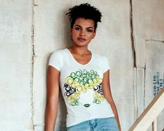 220aa3595 Natural Hair T-shirt Jamaica Flag Distressed Tee Custom Natural Hair  Products Curls and Culture