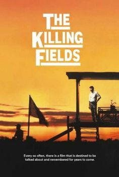 ASIAN CINEMA OR FILMS SET IN ASIA: The Killing Fields poster