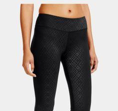 Women's HeatGear® Sonic Printed Capri