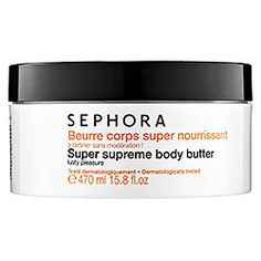 SEPHORA COLLECTION Super Supreme Body Butter: Shop Body Moisturizer | Sephora I'll never be ashy again lol
