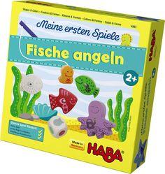 HABA Meine ersten Spiele - Fische angeln 4983 bei Papiton bestellen.
