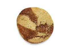 Lemon-Ginger Marble Cookies