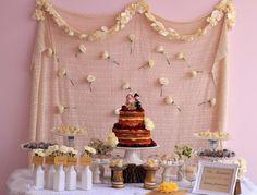 Resultado de imagem para decoração de noivado simples