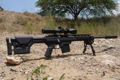 www.thetruthaboutguns.com Gear Review: MDT TAC21 Rifle Chassis By Nick Leghorn on July 8, 2013