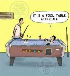 Humor Pool | Billiards | Snooker