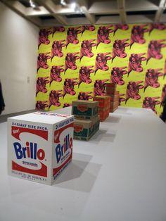 Andy Warhol / Hong Kong Museum of Art - curious fiend