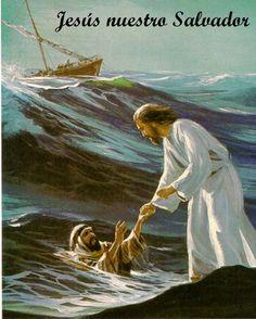 α JESUS NUESTRO SALVADOR Ω: Separados de Cristo nada podremos hacer, es por es...