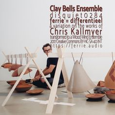 New Sound Clay Bells Ensemble disquiet0284 - experimenteel klassiek on http://on.dailym.net/2tcjep7 #ChrisKallmeyer, #ClayBells, #ClayBellsEnsembleDisquiet0284, #DisquietJuntoProject0284, #Experimenteel, #ModernKlassiek, #SonicVisualiser, #SoundGrain, #YouComposer