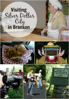Visiting Silver Dollar City in Branson, Missouri #ExploreBranson