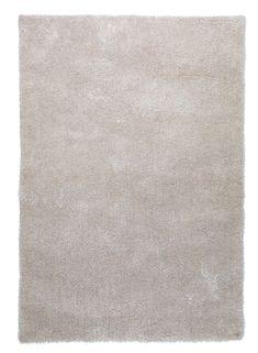 Kleed BIRK 160x230 shaggy naturel | JYSK