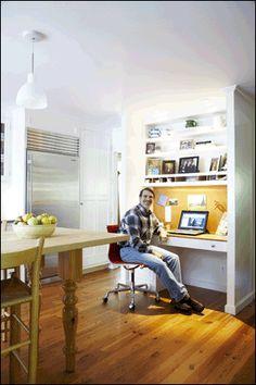 Kitchen Office Idea # 2