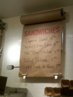 ideas for special boards for restaurants - Google Search