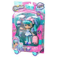 Shopkins Shoppies World Vacation Doll - Macy Macaron
