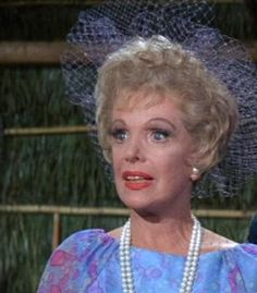 Natalie Schafer as Lovey Howell   Born 11/05/1900 - she died 04/10/1991