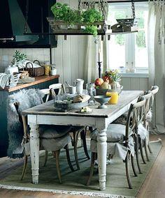 My dream rustic kitchen!