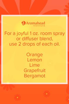 I love making room sprays using essential oils to freshen the air in my house! Here's a video with another blend: https://youtu.be/UH3bA8fZgWs