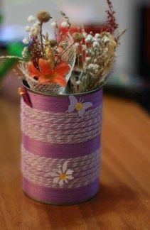 Flower pot for home or office