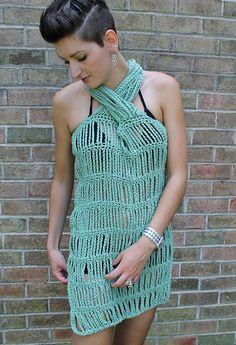 Ursula Swimsuit Coverup, de Abigail Haze. http://www.ravelry.com/patterns/library/ursula-swimsuit-coverup