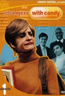 Strangers with Candy...seriously one of the greatest things to grace the small screen with its presence