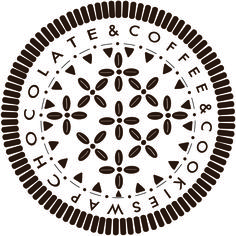 Logo ontworpen voor #coffeecookieswap op Instagram. Een initiatief van www.foodbandits.nl, www.instaswap.nl en www.dewereldvanfien.nl