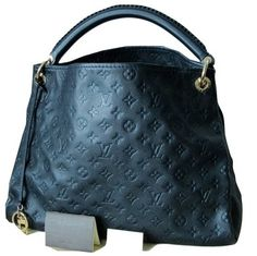 Louis Vuitton Empreinte Artsy Mm Shoulder Bag. Get one of the hottest styles of the season! The Louis Vuitton Empreinte Artsy Mm Shoulder Bag is a top 10 member favorite on Tradesy. Save on yours before they're sold out!