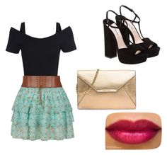 """""""Tumblrrrrr"""" by layladalu ❤ liked on Polyvore featuring Miu Miu and MICHAEL Michael Kors"""
