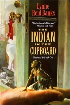 The Indian in the Cupboard, RH-9780375847530