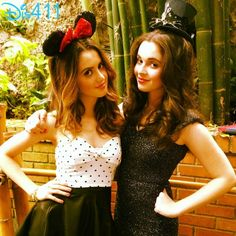 "Laura Marano Appearing On Sister Vanessa Marano's ABC Family Show ""Switched At Birth"""