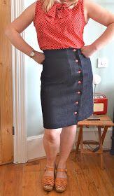 Handmade Jane: Finished: Arielle Skirt