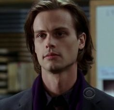 Matthew Gray Gubler as Dr. Spencer Reid from Criminal Minds