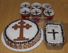 Coliva - Bunătăți din bucătăria Gicuței Romanian Food, Diy And Crafts, Birthday Cake, Cooking Recipes, Desserts, Pop, Live, Fine Dining, Tailgate Desserts
