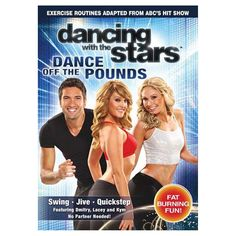 DVD Dancing With The Stars - Dance Off The Pounds - Beyond the Rack