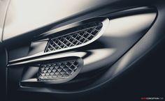 Bentley Reveals Name of New Luxury SUV