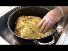Roast Pork Recipe | Pernil Asado | Shoulder Sofrito LaGasse - Puerto Rican! - YouTube