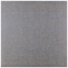 Shop Interceramic 4-Pack 23-1/4-in x 23-1/4-in and Greater Tessuto Ecru Gray Ceramic Floor Tile at Lowes.com