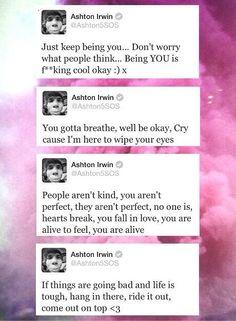 Why I love Ashton Irwin