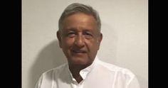 """El  INE es una """"farsa"""", el PRI compró votos """"al por mayor"""" en Edomex: AMLO"""