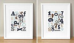 Cool Alphabet