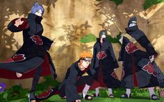 Bandai Namco announce three Naruto titles for Xbox One, PS4 and PC It's not like fans of the Naruto franchise haven't got enough to keep themselves entertained, but today Bandai Namco have announced three new titles that will be coming to Xbox One, PS4 and PC - Naruto to Boruto: Shinobi Striker, NARUTO SHIPPUDEN: Ultimate Ninja STORM LEGACY and NARUTO SHIPPUDEN: Ultimate Ninja STORM TRILOGY.  http://www.thexboxhub.com/bandai-namco-announce-three-naruto-titles-xbox-one-ps4-pc/