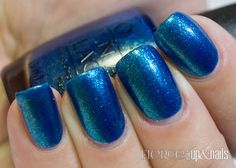 Fierce Makeup and Nails: OPI Mustang Collection (Swatches and Review)