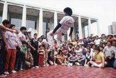 Martha Cooper nos muestra los comienzos del hip-hop #photography #hip-hop #breakdance | OLDSKULL.NET